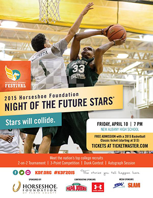 Night of the Future Stars 2015